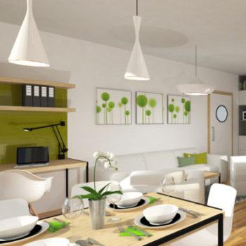 PAVLOVICE, bydlení v severském stylu