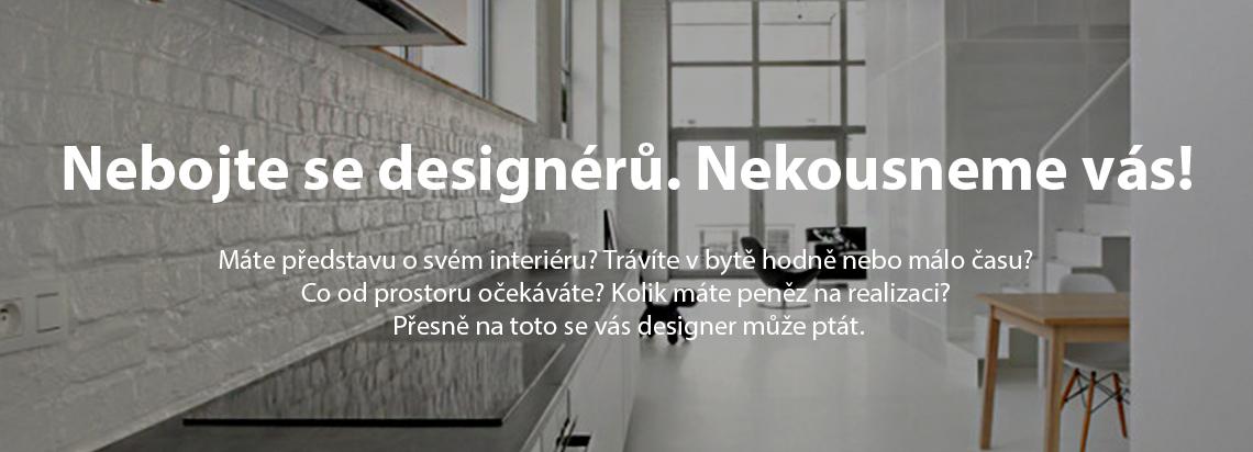 Nebojte se designérů