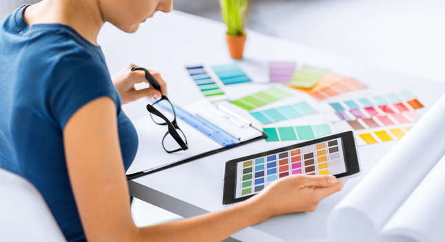 Jak vybrat barvu pro váš interiér