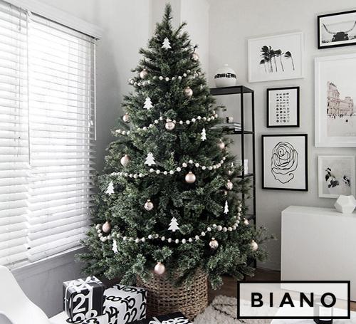 vánoční stromek podle designera, biano.cz, josef trakal