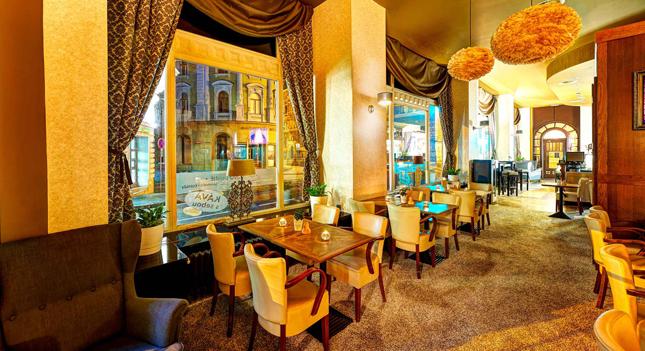 Café bar Praha Liberec, josef Trakal
