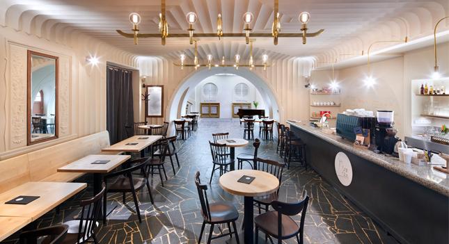 Café Varšava Liberec, josef trakal