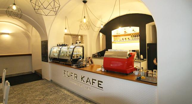 Fofr kafe Liberec, josef trakal
