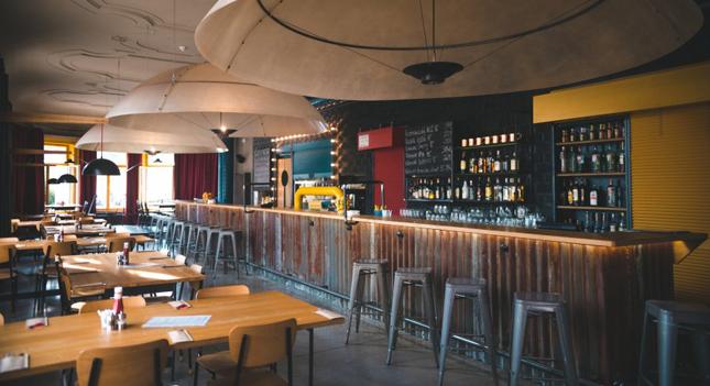 Chicago bar a grill Liberec, josef trakal