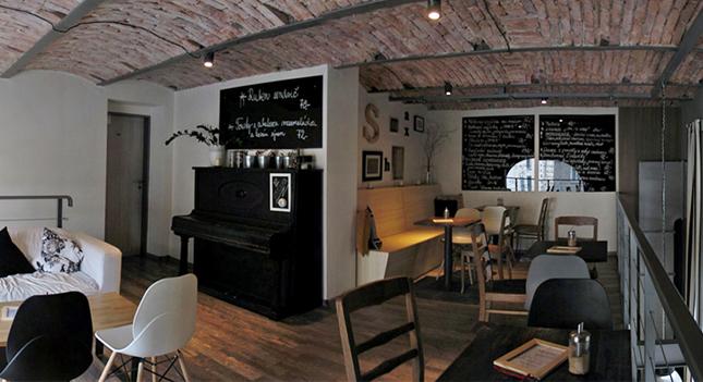 Saber Cafe Liberec, josef trakal