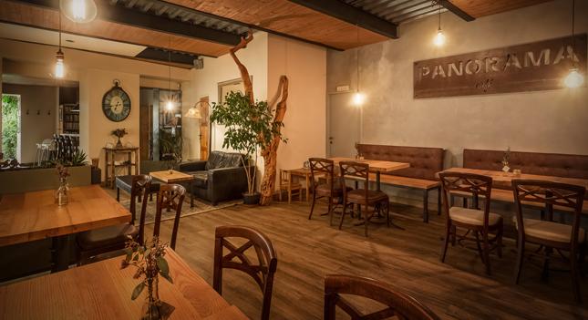 Panorama Café Turnov, josef trakal