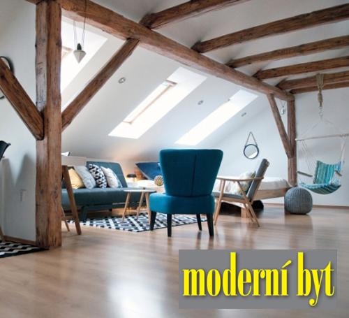 moderní byt, josef trakal