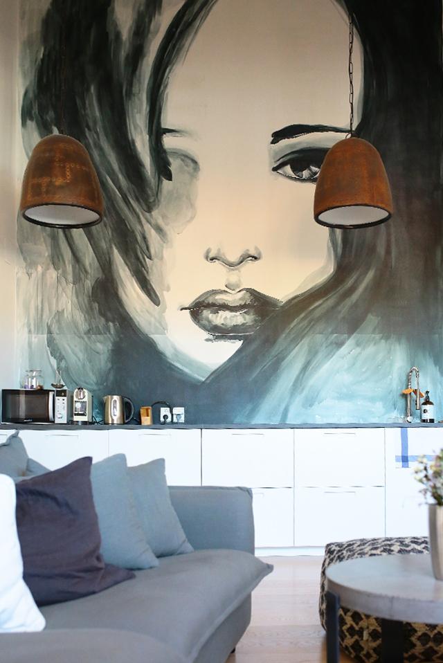 malba na zeď, josef trakal