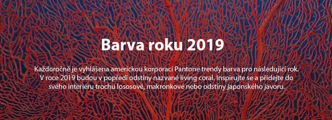 barva roku 2019, josef trakal, joseftrakal.cz