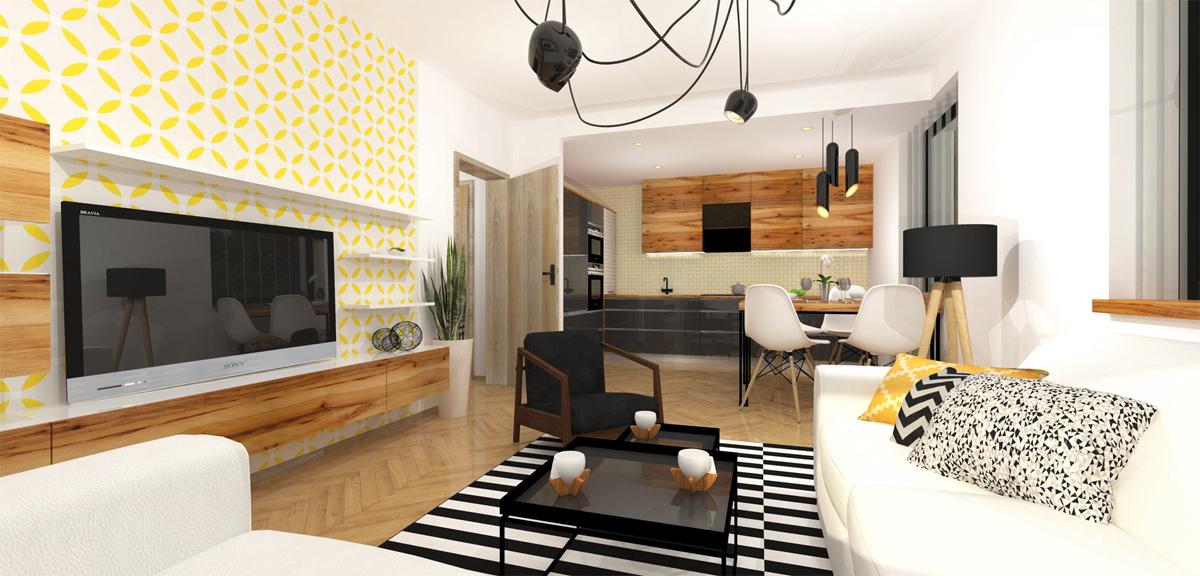 MLADÁ BOLESLAV, bydlení ve skandinávském stylu