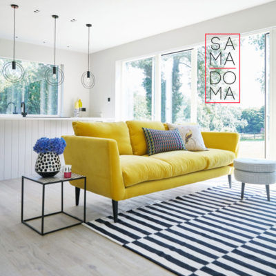 sama doma, barvy na nábytku a doplňcích, josef trakal