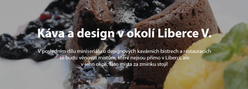 Káva a design v Liberci a okolí, josef trakal