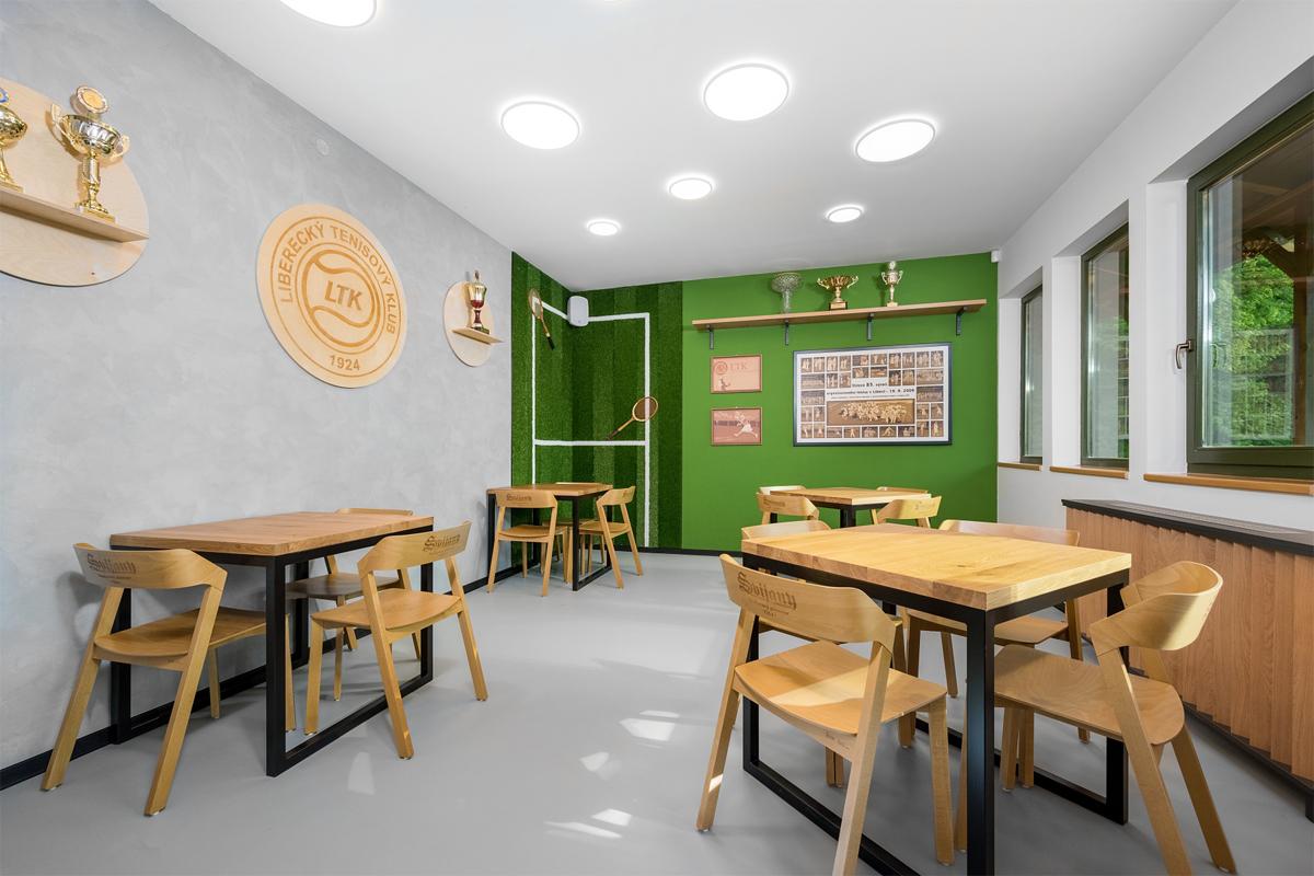 Restaurace Wimbledon, Svijany, Josef Trakal