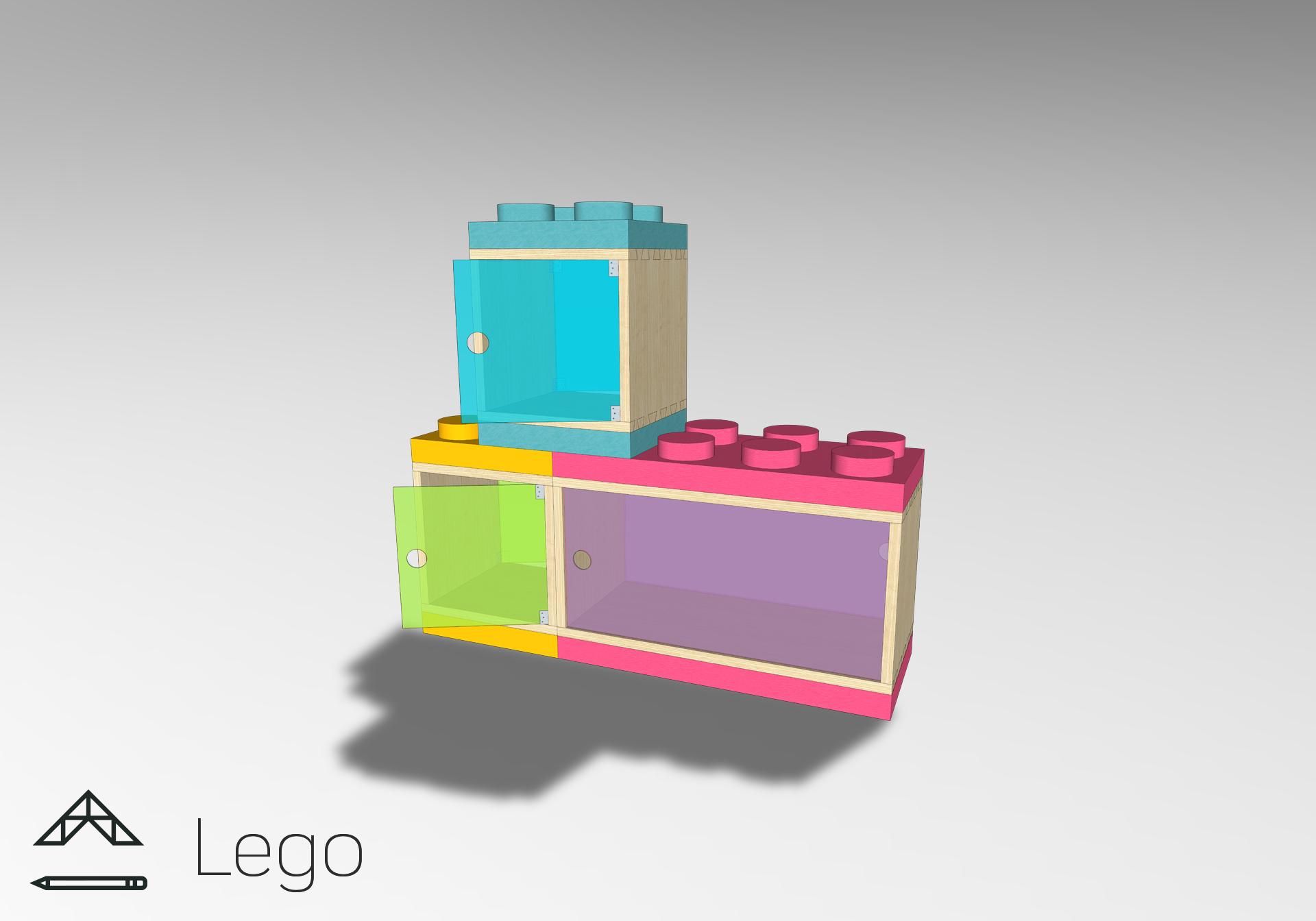 Lego - Matěj Vancl